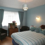 Gwel Tregew bedroom